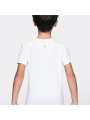 "Camiseta personalizada Súper + nombre ""Arcoiris"""
