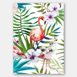 Lámina decorativa 'Tropical'